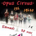 Affiche concert élèves 2019