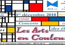 Concerts des Elèves 18