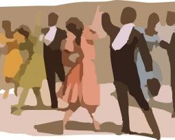 Danses de Salon à l'Académie